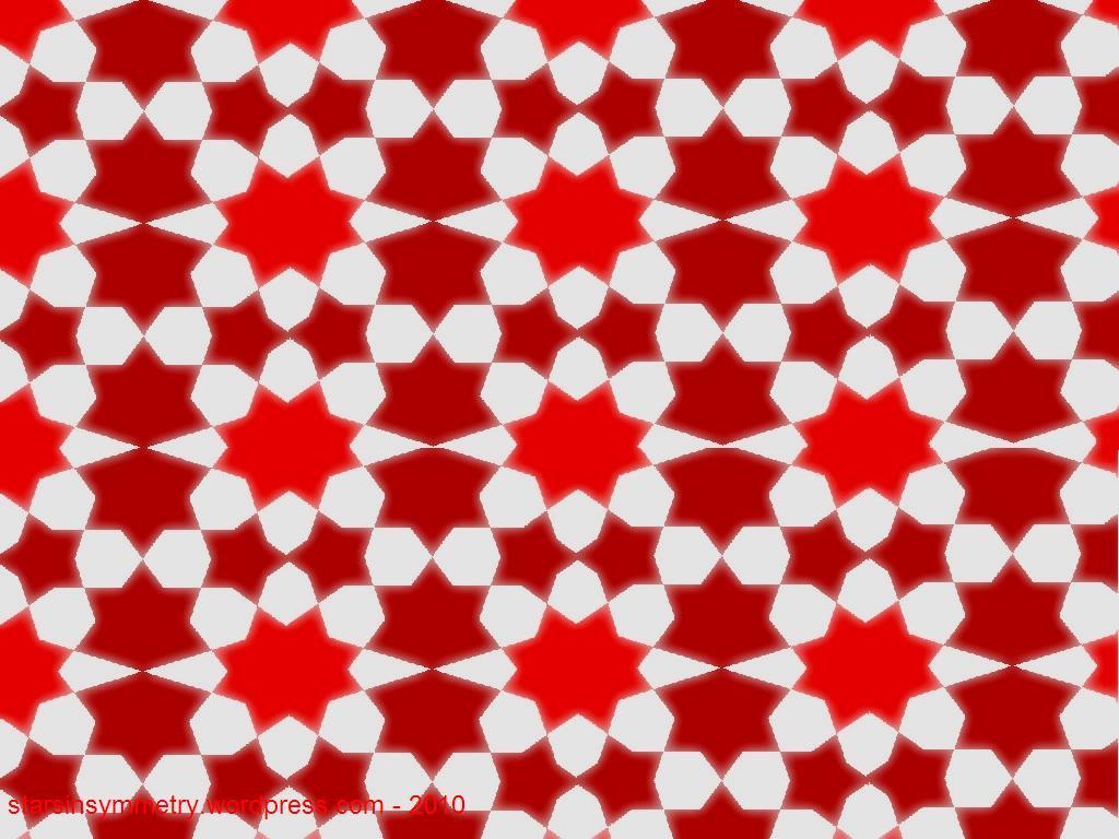 Geometric Patterns: From Islamic Art & Architecture: Robert Field