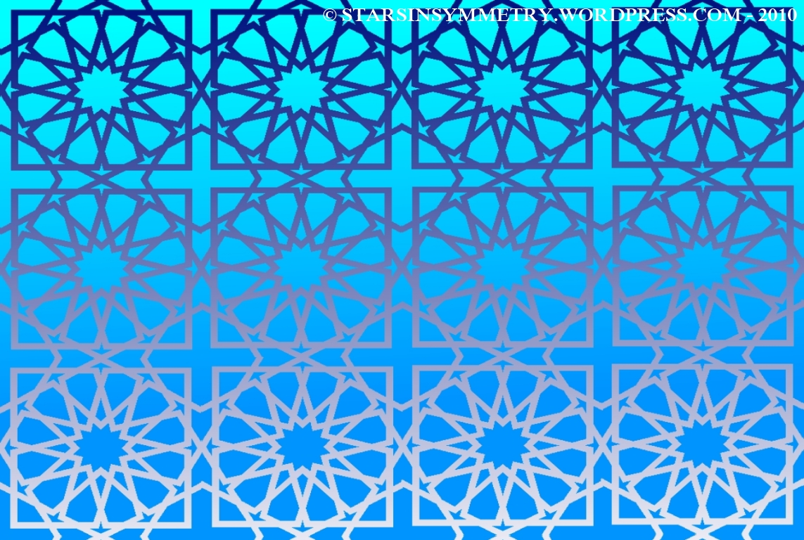 Project Islamic Star Pattern Wallpapers 3