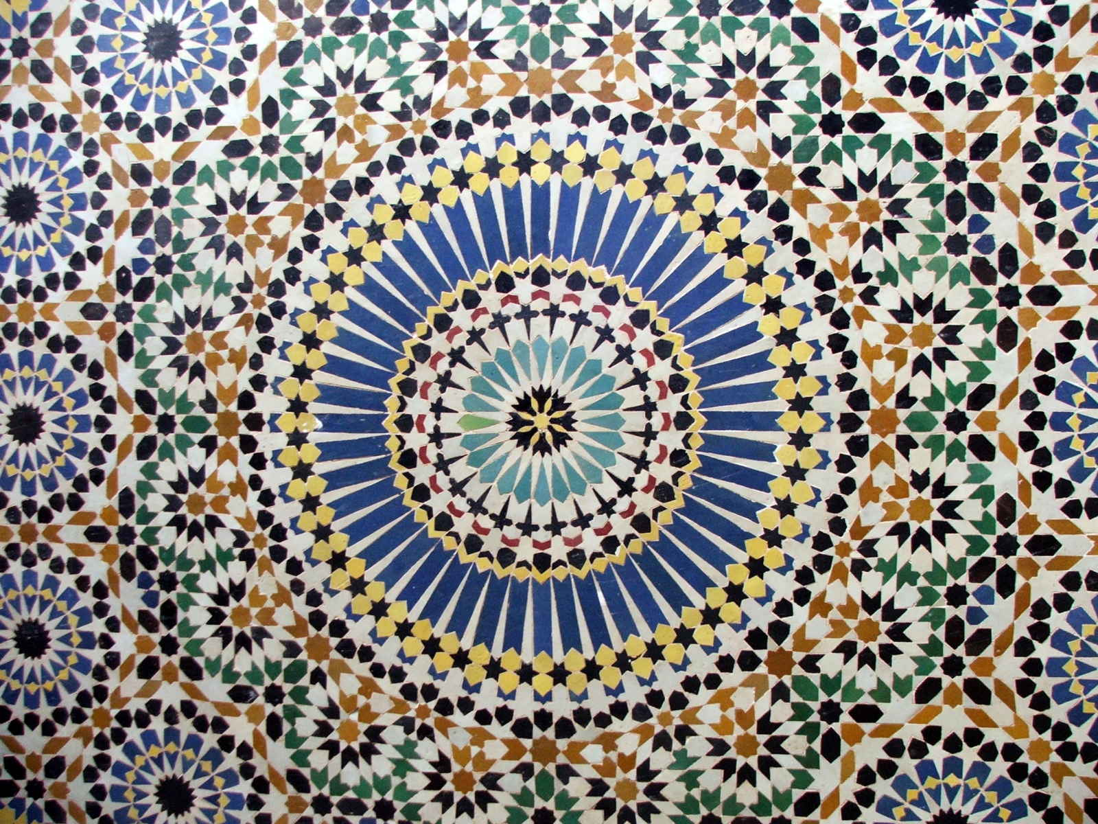 Study The Significance Of Stars In Islamic Art Stars In Symmetry