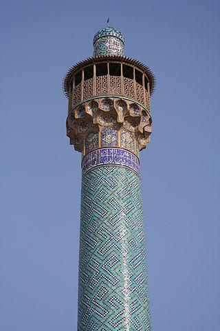 Isfahan_Royal_Mosque_minaret